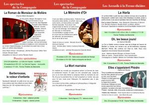 Programme TEA page 2